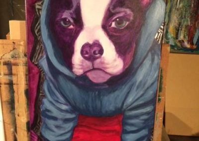 Paint your pet - Lori Bryden
